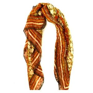 Givenchy 100% Silk Vintage Scarf 35 in Square